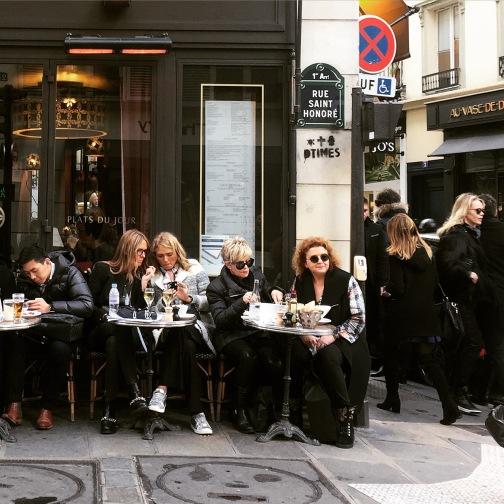 Rue st Honoré